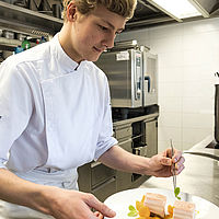 Bachelor of Arts in Culinarty Arts, year two